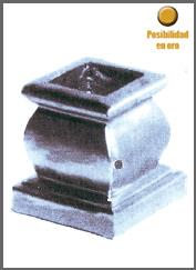 MEDIDAS: 28x35 - Diámetro 16 - 20